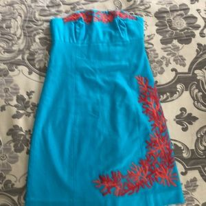 Lilly Pulitzer Dresses - Lilly Pulitzer coral dress